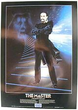 THE MASTER- Doctor Who Laminated Poster 12x16_FREE S&H (DWPO-025)