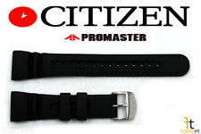 Citizen Promaster U101-T007961 26mm Black Rubber Watch Band U101-S050146