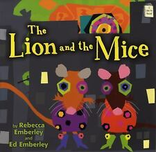 The Lion and the Mice (I Like to Read)-ExLibrary