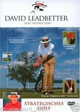 David Leadbetter Taking It To The Course Golf Training Instruction Lesson DVD R2