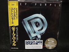 DEEP PURPLE Perfect Strangers JAPAN SHM MINI LP CD PAPERSLEEVE Rainbow Black Sab