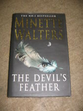 The Devil's Feather by Minette Walters HB 1st edition murder mystery thriller