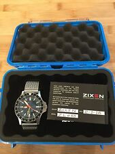 ZIXEN WATCH ZULU MILITARY UTG, SPECIAL TACTICAL EDITION