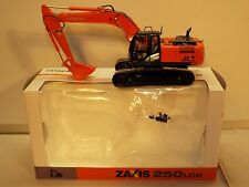 TMC scalemodels 1.50 scale Hitachi Zaxis 250 LCN on steel tracks New
