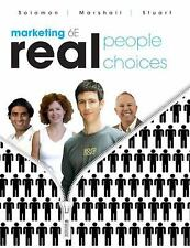 Marketing: Real People, Real Choices (6th Edition), Stuart, Elnora W., Marshall,