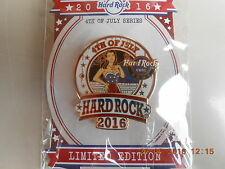PIN HARD ROCK CAFE 4 TH OF JULY 2016 SERIES DE LONDON LIM EDITION