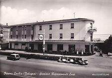 # OZZANO EMILIA: STAZIONE RIFORNIMENTO ESSO   1965