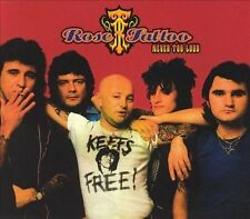 ROSE TATTOO - Never Too Loud 2CD Best of collection