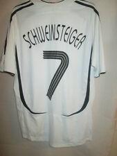Germany 2005-2006 Home Schweinstiger Football Shirt Size Small /34131