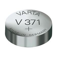 2 Piles V371 VARTA 1.55V 44mAh 371 SR920SW SR69SW SR920 SR69 Oxyde Argent