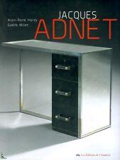 Jacques Adnet, Livre de A.R. Hardy et G. Millet