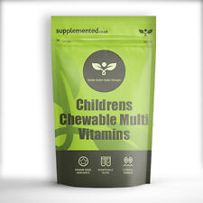 Childrens Chewable Multi Vitamins 180 x 1 A DAY TABLETS - KIDS VITAMINS