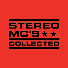STEREO MC'S - COLLECTED (LIMITED EDITION BOXSET) 9 CD + DVD NEU