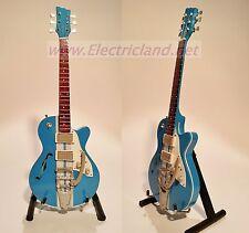 Mini Guitar Eddie Vedder Duese nberg memorabilia PEARL JAM chitarra miniature