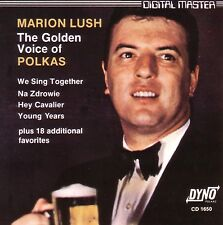 Golden Voice of Polkas by Marion Lush - Brand new Polka CD - 22 Songs