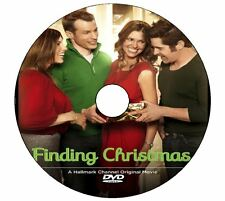 FINDING CHRISTMAS DVD (2013) HALLMARK MOVIE (No Case/Art) Disk Only