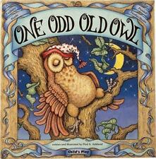 One Odd Old Owl (Child's Play Library)-ExLibrary