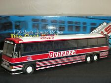 CORGI US53407 MCI 102 DL3 BONANZA BUS LINES AMERICAN USA DIECAST MODEL COACH