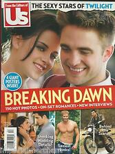 US Twilight Breaking Dawn magazine Robert Pattinson Kristen Stewart 150 photos
