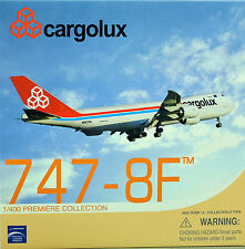 DRAGON WINGS 1:400 - REF.NO. DR 55923 BOEING 747-8F CARGOLUX
