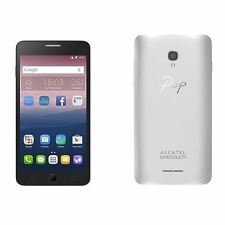 "ALCATEL ONE TOUCH POP STAR 5022X SILVER FACTORY UNLOCKED 5"" 3G+ QUAD CORE"