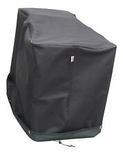 Heavy duty water proof sit on lawn mower / garden tractor cover       made in UK