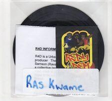 (GP641) R4D, Guestlist - DJ CD