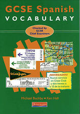 GCSE Spanish Vocabulary,GOOD Book