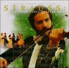 Strauss: The King of Three Quarter Time [Music from the Film] CD #FF49