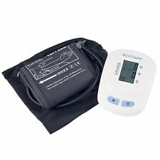 Push Button Automatic Upper Arm Blood Pressure Cuff Monitor with Memory