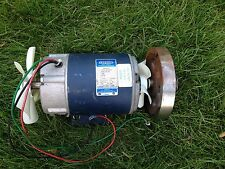 Leeson Electric Motor C42D340B6B  1.25 HP 4850 Rpm 100 Volt  DC MAX HP 3.23