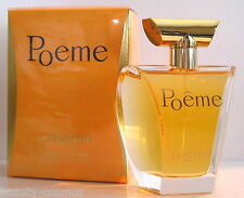 LANCOME POEME 100 ml EDP Spray Nuovo OVP