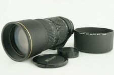 Tokina AT-X PRO IF AF 80-200mm f/ 2.8 With Hood For Nikon Japan 'Mint' *0557