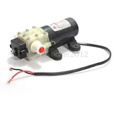 DC 12V Diaphragm Water Pump 25w 3.2L/Min Automatic Switch for Lawn Garden Car