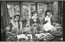 ELIZABETH MONTGOMERY MARLO THOMAS JUDY CARNE BEWITCHED '67 ABC TV PHOTO NEGATIVE