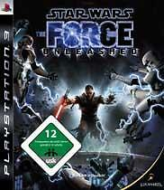 Playstation 3 Star Wars THE FORCE UNLEASHED Gebraucht Top Zustand