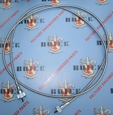 1937-1958 Buick Speedometer Cable & Correct Armored Case. SC378