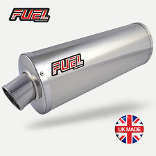 Yamaha YZF1000 R1 2002-2003 Classic Polished S/S Oval Midi UK Road Legal Exhaust
