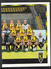 Panini Belgian Football 1999 Sticker - No 216 - Lierse Team