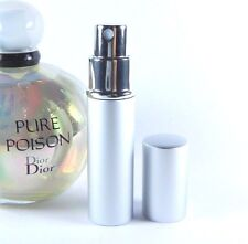 Christian Dior Pure Poison 6ml Eau de Parfum Travel Atomizer Spray EDP 0.20oz