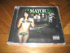 MAYOR - In Real Time - West Coast Rap CD Slim 400 LEBO D-Dre Young Reef Dubb 20