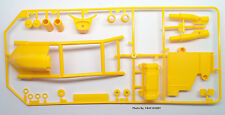 New Tamiya Big Wig 2017 Part from The Rerelease Kit - Roll Cage Yellow Tree A
