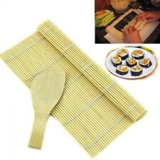 DIY Supplies Kitchen Tool Rolling Mat Bamboo Material Sushi Roller Maker