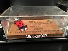 "1/43 BBR LIB01 Ferrari F1-2001 GP Monza ""Black Nose"" - MINT RARE n MR LOOKSMART"