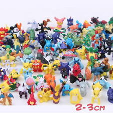 24PCS Mini Lovely Lots 2-3cm Pokemon Go Monster Random Pearl Figures Gift Toy