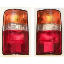 NEW TOYOTA HILUX/4RUNNER 1988-1997 Rear tail signal lights lamp set (left+right)