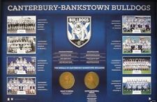 CANTERBURY BULLDOGS HISTORICAL SERIES OFFICIAL NRL LIMITED PRINT ONLY UNFRAMED
