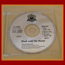 Kult,Vintage,CD,1991,Rock over the Village,3 Titel,top Zustand