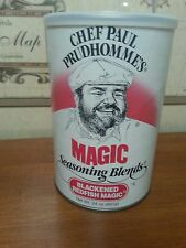 Blackened Redfish Seasoning Majic 24 oz. Chef Paul Prudhommes Majic Seasioning