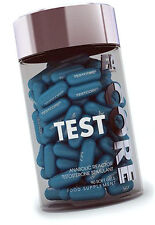 Fitness Authority (FA) Test Core 90 Caps Natural Free Testosterone Level Booster